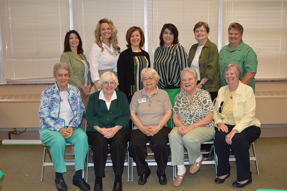 Seton High School Celebrates S. Teresa Dutcher