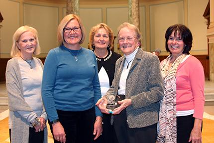 Sisters of Charity of Cincinnati Bestow Elizabeth Ann Seton Award