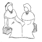 Bridget and Margaret – Mother and Daughter: Ties That Bind