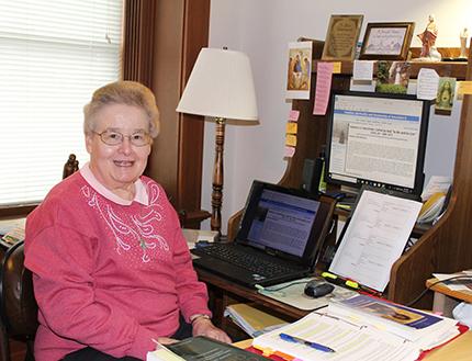 Continuing to Serve: S. Rita Hawk