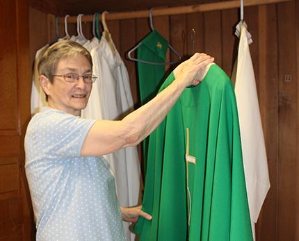 Continuing to Serve: S. Marie Irene Schneider