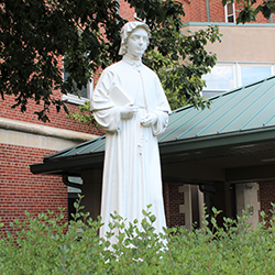 9 More Statues on the Motherhouse Grounds