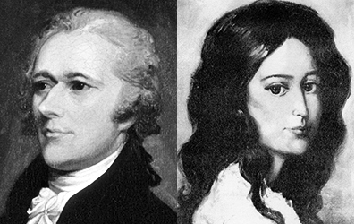 Founding Connections: Elizabeth Seton's Relationship to Alexander Hamilton