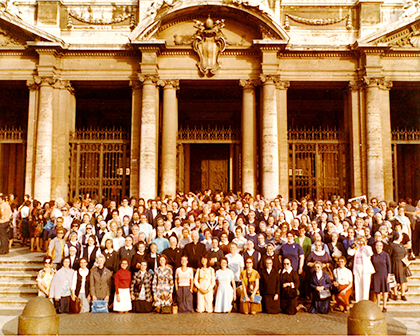 A Welcomed Miracle: S. Mary Ellen Murphy Looks Back on Her Experience at the Canonization
