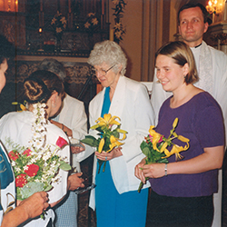 Daring to Risk a Caring Response: Sisters remember their Central and Eastern Europe missions
