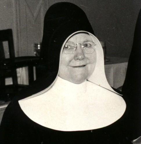 Sister Elise Halleran, SC