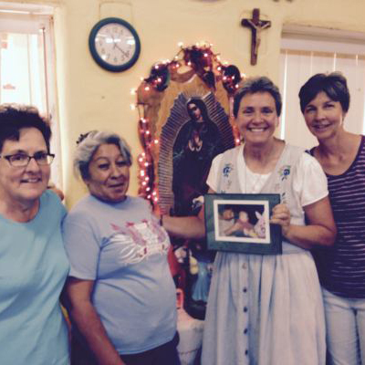 Sharing the Journey at Proyecto Santo Niño