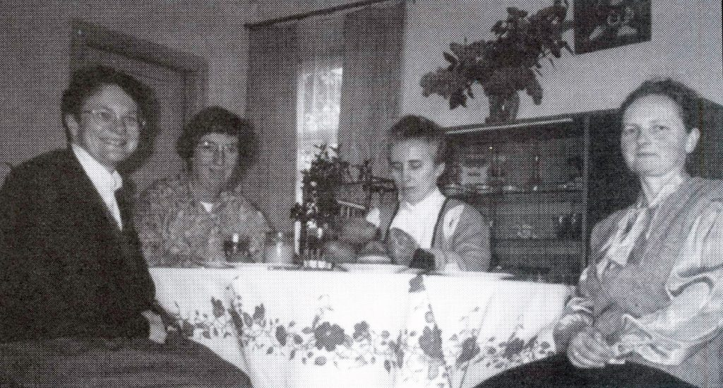 Sisters Grace Murphy and Mary Caroline Marchal