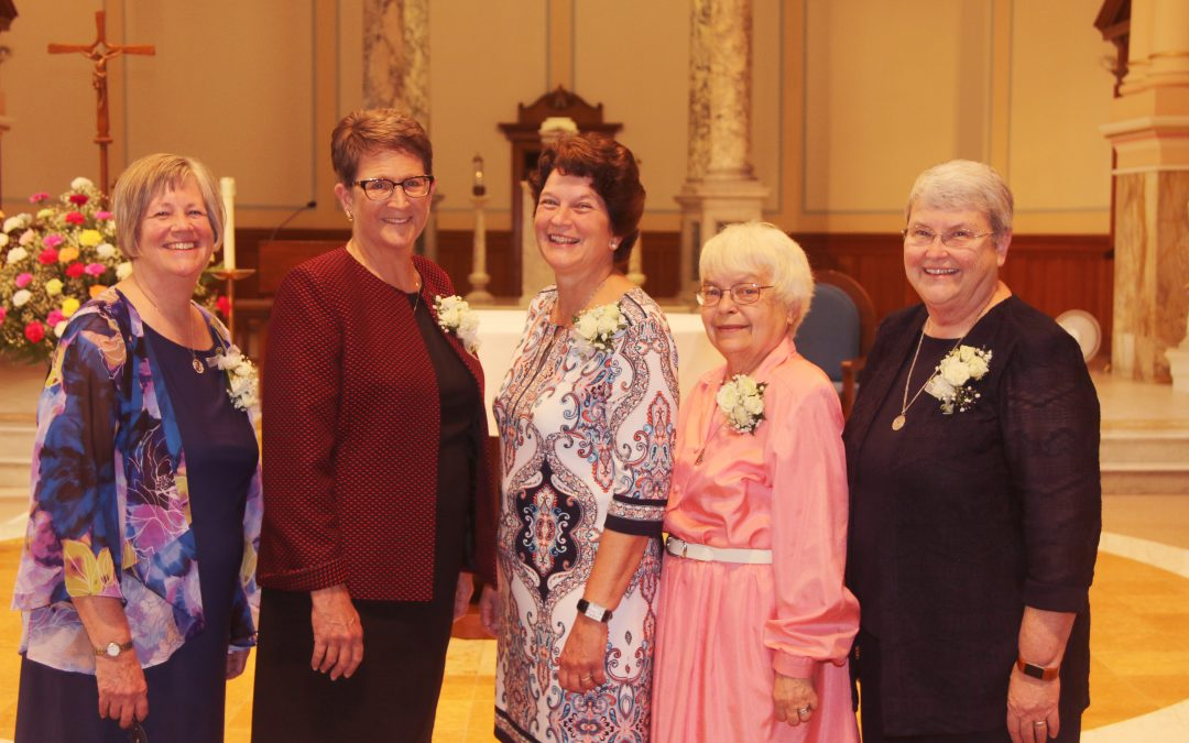 Sisters of Charity of Cincinnati Welcome New Leadership Team
