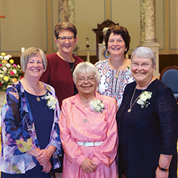 Sisters of Charity of Cincinnati Welcome New Leadership Team