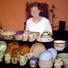 Vocation in Avocation: Pottery