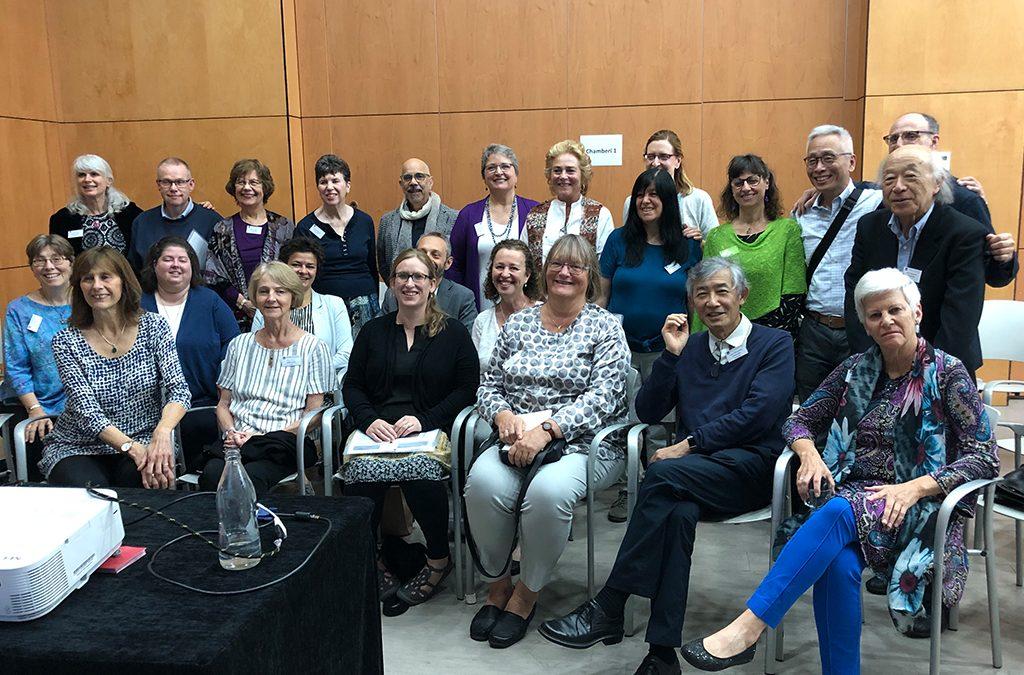 Suzuki Teacher Trainers Meet in Madrid