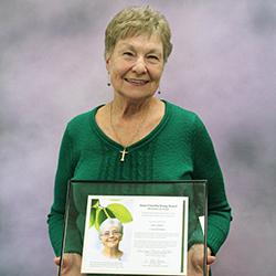 S. Dorothy Stang Award Winner Carol Herbert