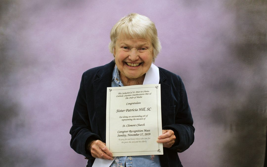 S. Pat Hill Receives Caregiver Recognition Honor