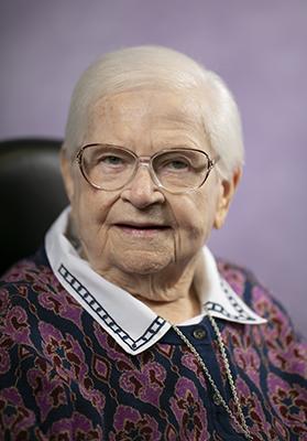 S. Loretta Saupe