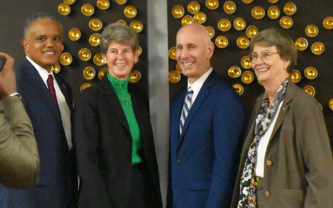 Working In Neighborhoods Honors S. Sally Duffy