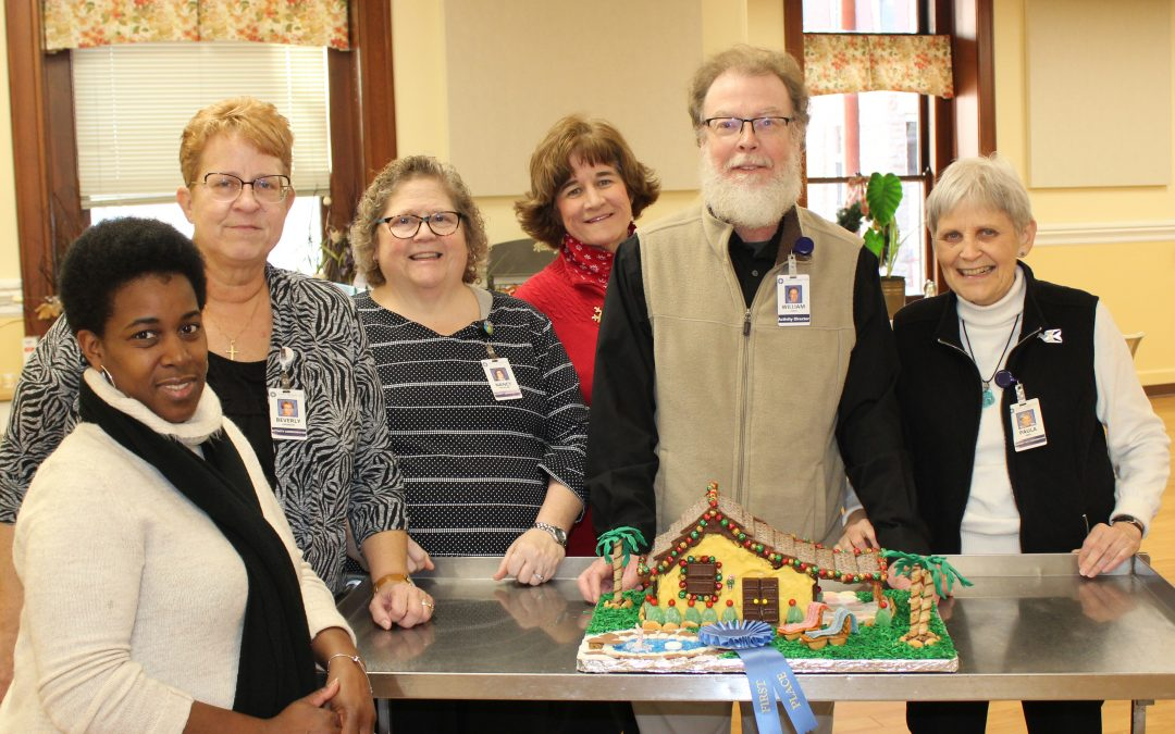 Gingerbread Decorating Contest Brings Friendly Competition to Mount