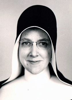 S. Mary Loyola Mathia Graduation