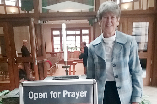 S. Sally Duffy Honored