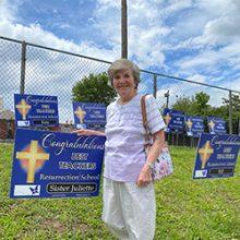 Saying Goodbye: S. Juliette Sabo Retires from Resurrection School