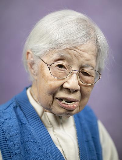 S. Mary Pauline Tsai