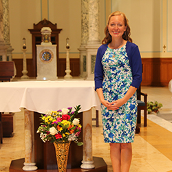 Sister of Charity of Cincinnati Tracy Kemme Professes Perpetual Vows