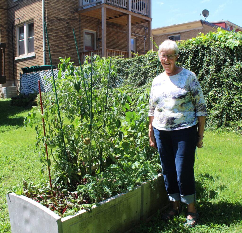 Mary Caroline Garden