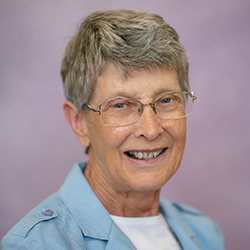 Celebrating Our Jubilarians – Sister Peggy Rein