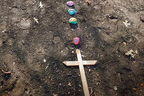 Rock Garden Rosary