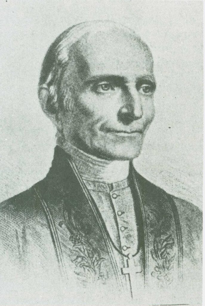 Rev. Simon Brute