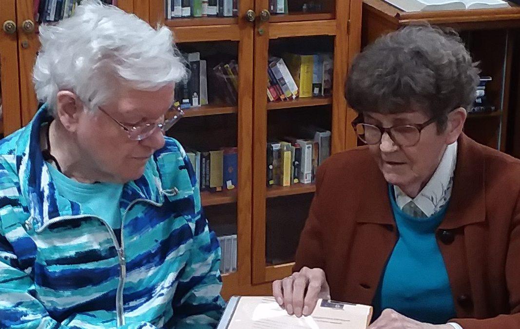 S. Mary Dugan: Adapting, Assisting, Educating