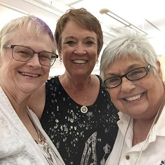 Giving Her Heart to God: Associate Lee Hemminger celebrates silver anniversary
