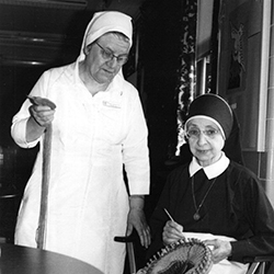 Home Sweet Home: The History of Mother Margaret Hall