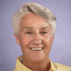 Sister of Charity Jackie Leech Celebrates Diamond Jubilee