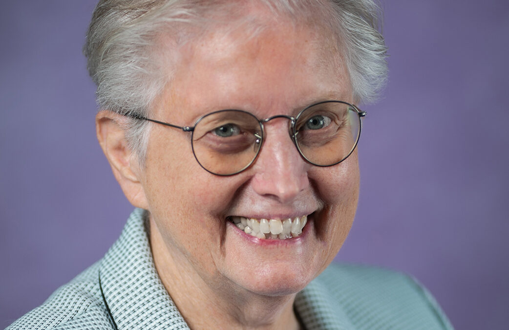 Sister of Charity Judith Metz Celebrates Diamond Jubilee