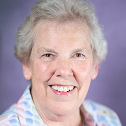 Sister of Charity Sheila Gallagher Celebrates Diamond Jubilee