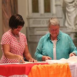 Sister of Charity of Cincinnati Andrea Koverman Professes Perpetual Vows