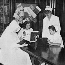 Excellence in Care: The Sisters of Charity legacy as nurse educators
