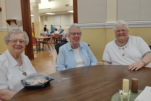 Community Gathers for Fall Meetings