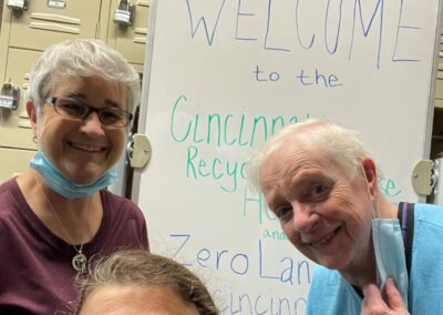 Sisters of Charity of Cincinnati at Cincinnati Recycling and Reuse Hub